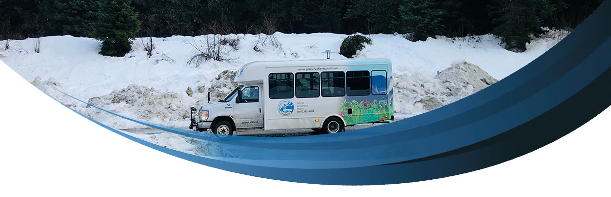 Public, private and community transit providers in Alaska